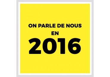 Coupures de presse 2016