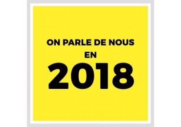 Coupures de Presse 2018