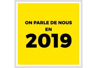 Coupures de presse 2019