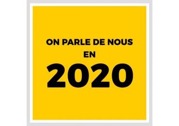 Coupures de Presse 2020